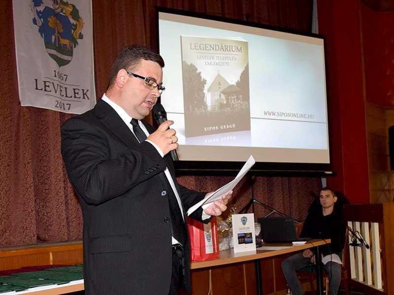 Sipos Gergő író